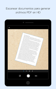 Foxit PDF Reader Mobile - Edit and Convert Screenshot