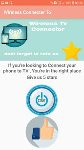 Wireless TV Connector( Screen mirroring) 2