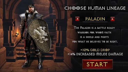 Path of Evil: Immortal Hunter  screenshots 1