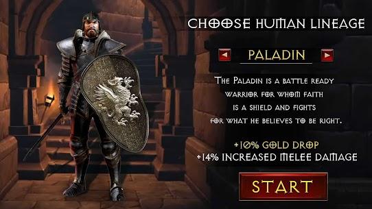 Path of Evil Immortal Hunter MOD APK 1.1.0 1