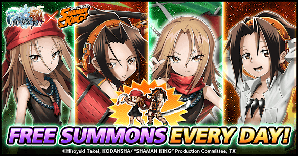 Grand Summoners – Anime Action RPG Apk Download 2