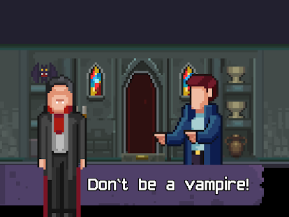 Dark Things - detective quest Screenshot
