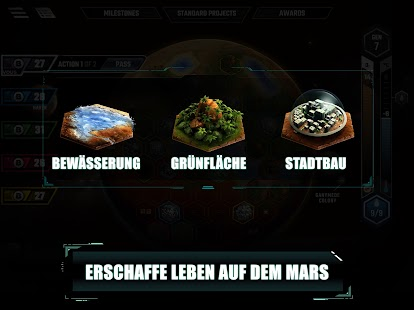 Terraforming Mars Screenshot