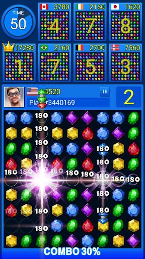 jewels battle screenshot 1