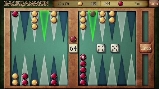 Backgammon Free 2.342 screenshots 1