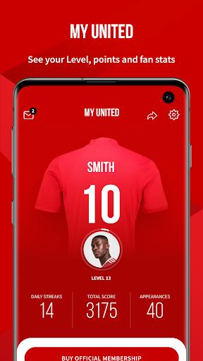 Manchester United Official App apktram screenshots 5