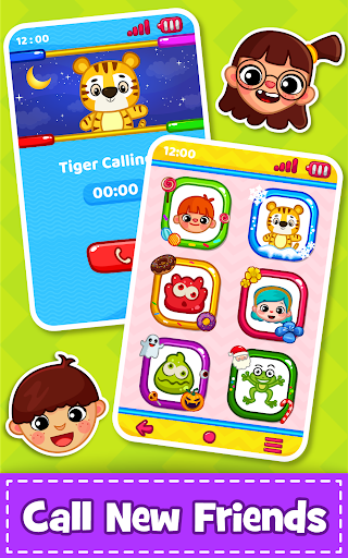 Baby Phone for toddlers - Numbers, Animals & Music 3.3 screenshots 4