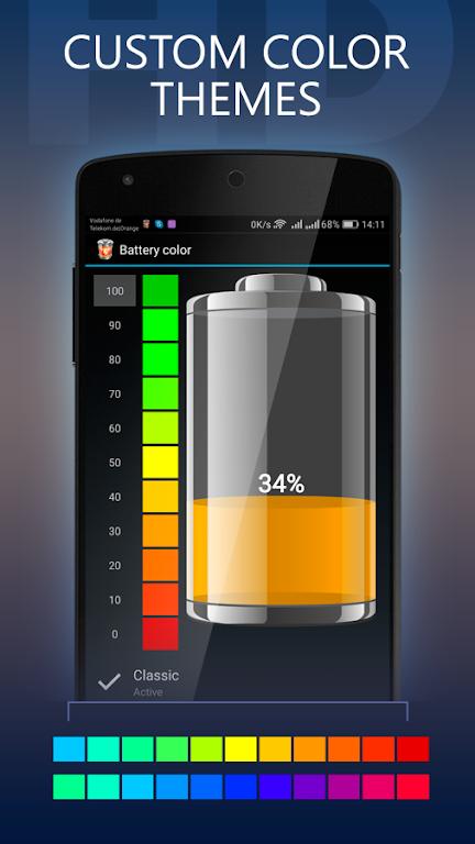 Battery HD Pro  poster 10