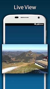SRF Meteo - Wetter Prognose Schweiz 2.12 Screenshots 8