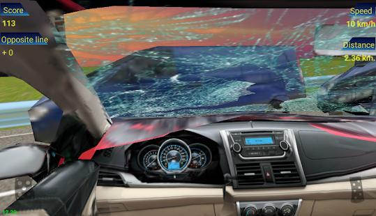 Traffic Racing in Car 1.0 Screenshots 11