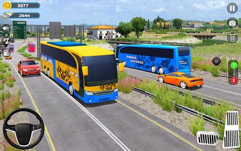 City Bus Games 3D: Driving Bus Games 2021 0.2 screenshots 1