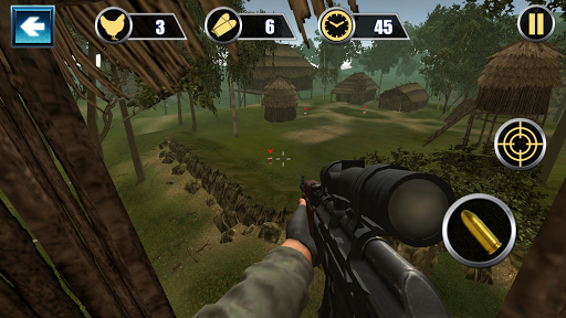 Chicken Shoot II Sniper Shooter 1.1.6 screenshots 1