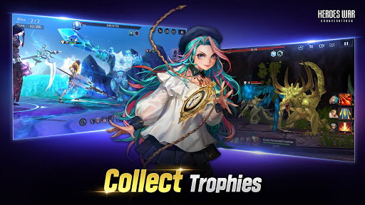Heroes War: Counterattack 1.8.0 screenshots 22