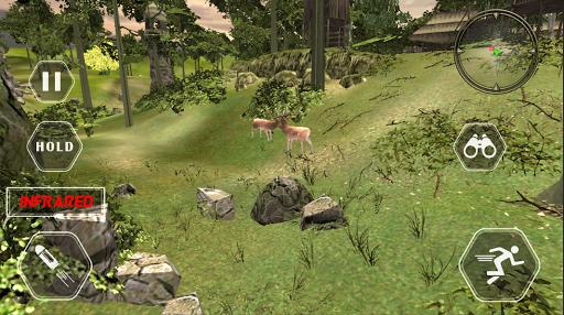 Deer Hunting 3d - Animal Sniper Shooting 2020 APK MOD – Pièces de Monnaie Illimitées (Astuce) screenshots hack proof 2