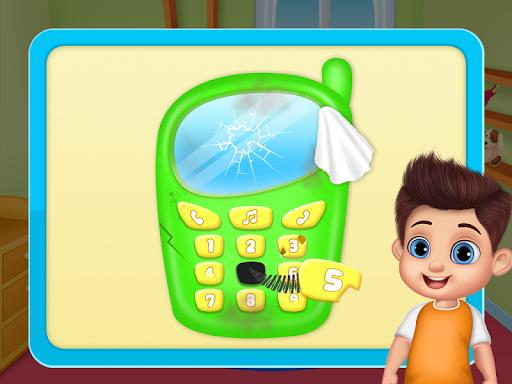 Daddyu2019s Helper Fun - Messy Room Cleanup 9.0 screenshots 12