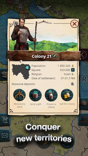 Europe 1784 - Military strategy 1.0.24 screenshots 3