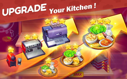 Cooking Voyage - Crazy Chef's Restaurant Dash Game 1.4.4+3878cd2 screenshots 24