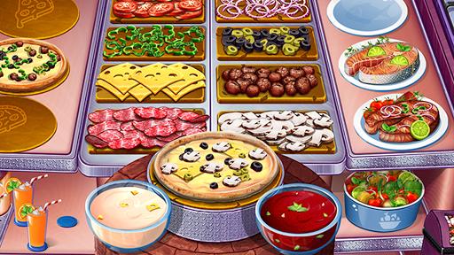 Cooking Urban Food - Fast Restaurant Games 8.7 screenshots 12