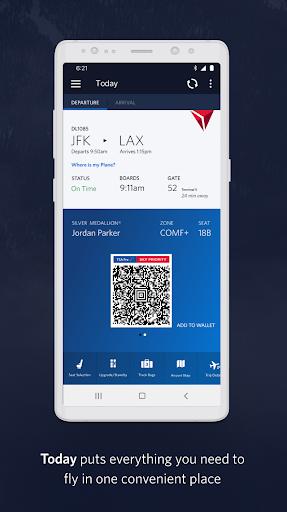 Fly Delta 5.4.1 screenshots 3