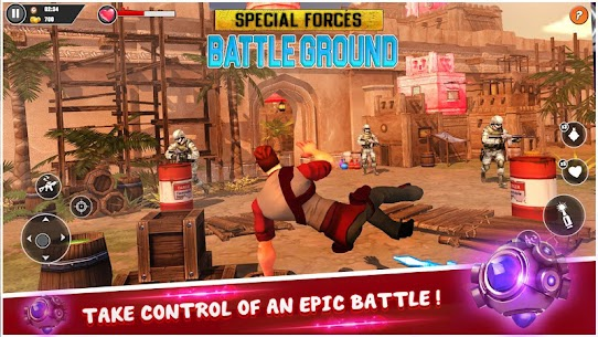 Wicked Battle Royale: Special Forces Battleground Hack Online [Android & iOS] 1