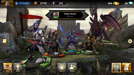 Heroes of Dragon Age Screenshot