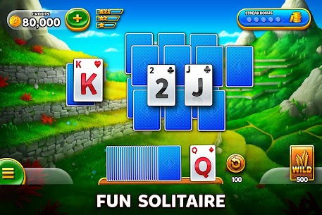 Solitaire Grand Harvest – Free Tripeaks Solitaire 1