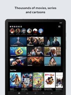 MEGOGO - TV, movies, cartoons and audiobooks 4.1.5 Screenshots 16