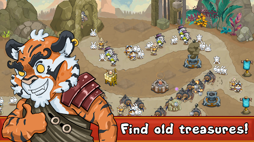 Tower Defense Realm King: (Epic TD Strategy) modavailable screenshots 7