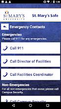 St. Mary's Safe screenshot thumbnail