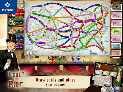Ticket to Ride for PlayLink 2.7.2-6472-ceb1ea16 Screenshots 8