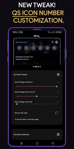 Hex Installer - Themes for OneUI screenshots 8