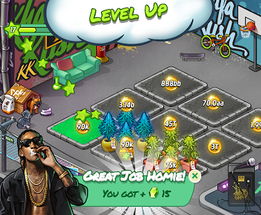 Wiz Khalifa's Weed Farm Screenshot