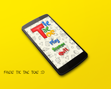 Tic Tac Toe ✔️ For Pc- Download And Install  (Windows 7, 8, 10 And Mac) 1