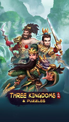Three Kingdoms & Puzzles: Match 3 RPG screenshots 5