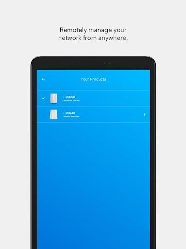 NETGEAR Orbi u2013 WiFi System App screenshots 14
