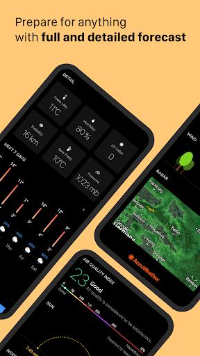 Today Weather - Widget, Forecast, Radar & Alert 1.5.0-21.211120 Screenshots 2