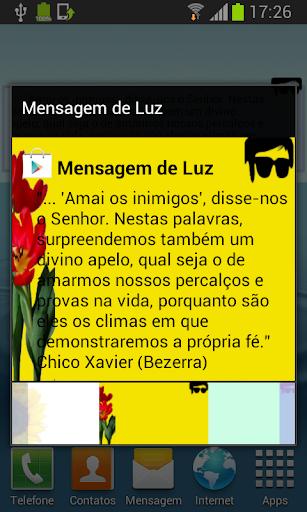Mensagem de Luz For PC Windows (7, 8, 10, 10X) & Mac Computer Image Number- 9