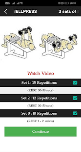 Gym Trainer - Fitness Coach with Workout Diet Plan
