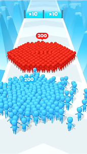 Count Masters: Crowd Clash & Stickman Running Game Mod Apk 1.8.11 (A Lot of Money) 3
