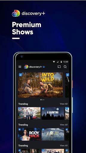 Discovery Plus: TV Shows, Shorts, Fun Learning 1.5.0 screenshots 5