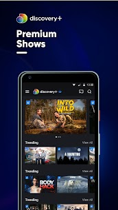 Discovery Plus Mod Apk Premium Account Free Subscription 5