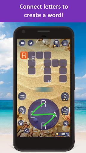Word Beach: Fun Relaxing Word Search Puzzle Games  screenshots 2