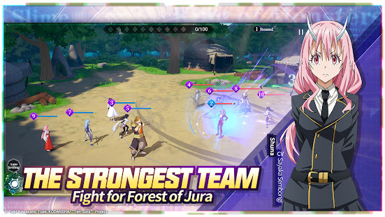 Tensura:King of Monsters screenshots 5