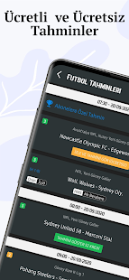 Download Tahmin Cepte - iddaa ve bahis tahminleri For PC Windows and Mac apk screenshot 1