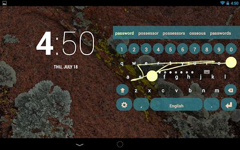 Multiling O Keyboard + emoji screenshots 14