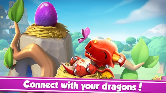 Download Dragon Mania Legends Dragon breeding love game for Android 2