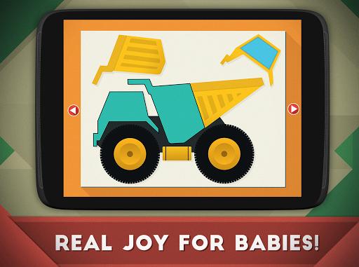 Toddler Kids Car Puzzles Free  screenshots 7