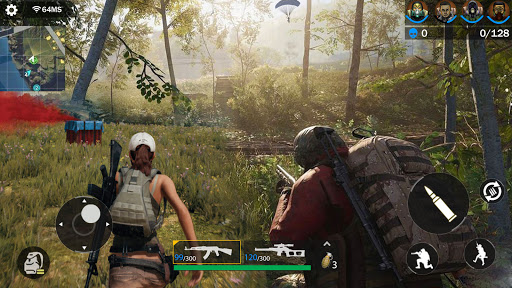 Commando Shooting Games 2020 - Cover Fire Action screenshots 11