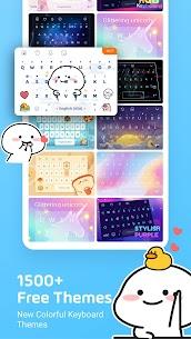 Facemoji Emoji Keyboard:DIY, Emoji, Keyboard Theme 3