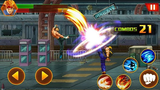 Street Boxing kung fu fighter Online Hack Android & iOS 5